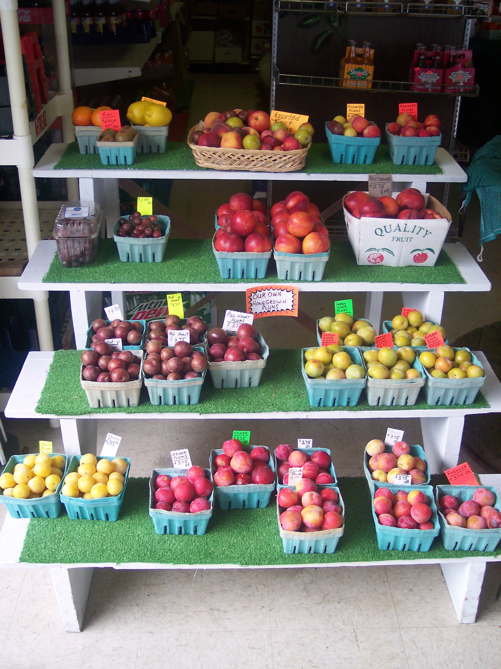 Fruit Produce
