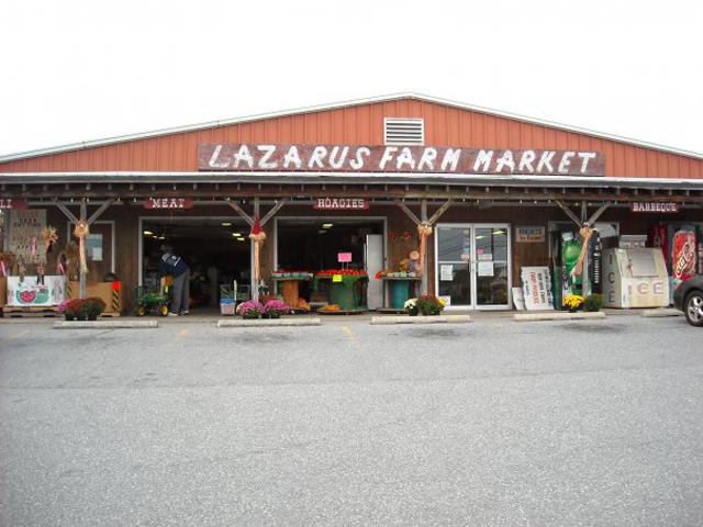 Lazarus Farm Market