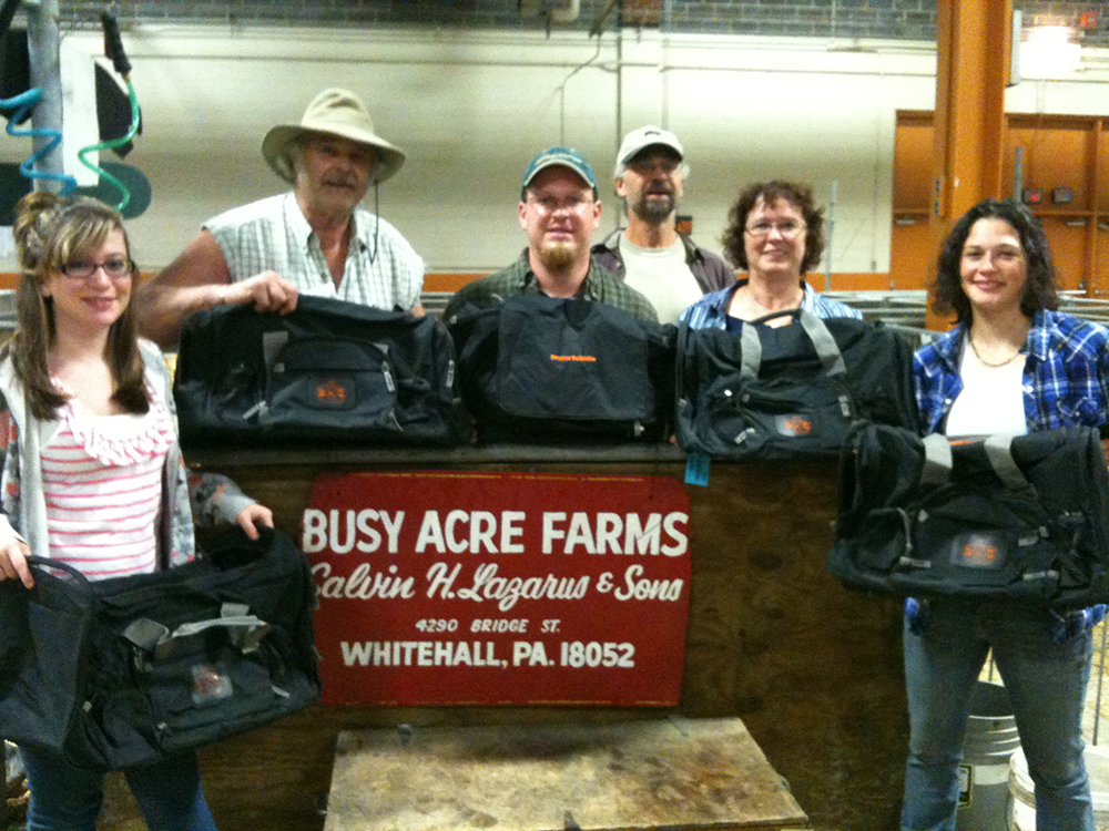 2011 KILE Premier Exhibitor Winnings