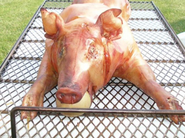 Lazarus Farms Provides Pig Roast for Any Occasion